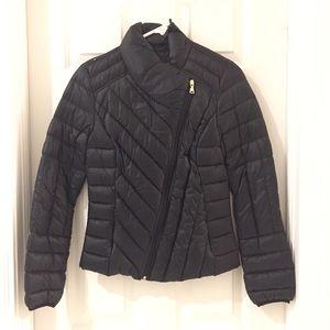 Express packable puffer coat